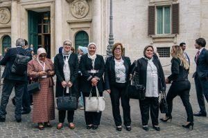 visita delegazione scuola nazionale amministrazione roma