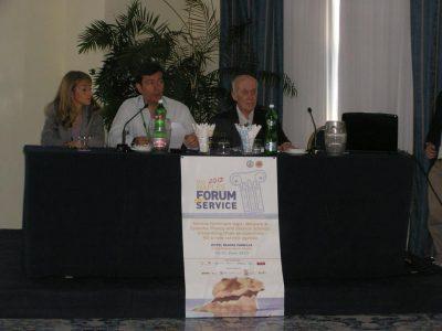 naples forum on service 2013 effe erre congressi