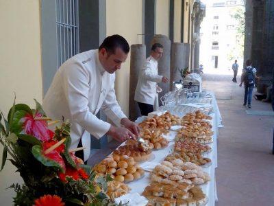 Erasmus Day 2014 catering san marcellino napoli