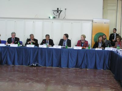 Capacity Building Seminar effe erre congressi scuola nazionale amministrazione