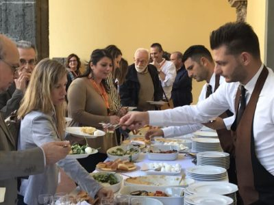 catering napoli mepa