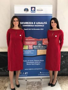 Conferenza nazionale sicurezza e legalità Regione Campania