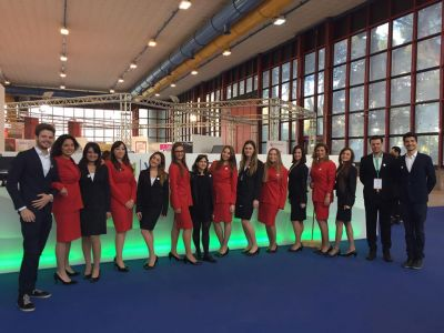 effe erre congressi hostess innovation village
