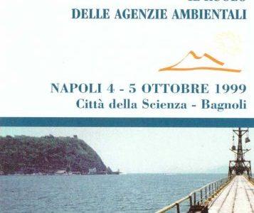 Congresso Nazionale ANPA Napoli, 4 - 5 Ottobre 1999