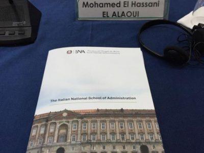 Workshop in the Framework of the MENA-OECD effe erre congressi organizzazione convegni caserta