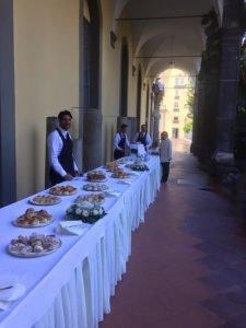 catering san marcellino napoli