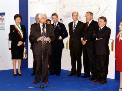 Inaugurazione del nuovo Terminal gesac effe erre congressi