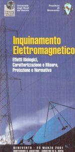 Inquinamento Elettromagnetico convegno benevento effe erre congressi