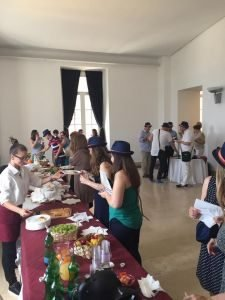 open space congerence catering centro congressi unina effe erre congressi