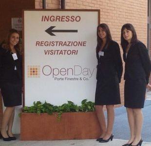 Convention Open Day effe erre congressi agenzia hostess caserta