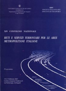 XIV Conferenza Nazionale, Reti ferroviarie effe erre congressi
