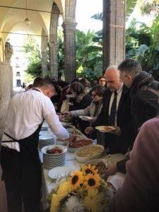 effe erre congressi catering convegno