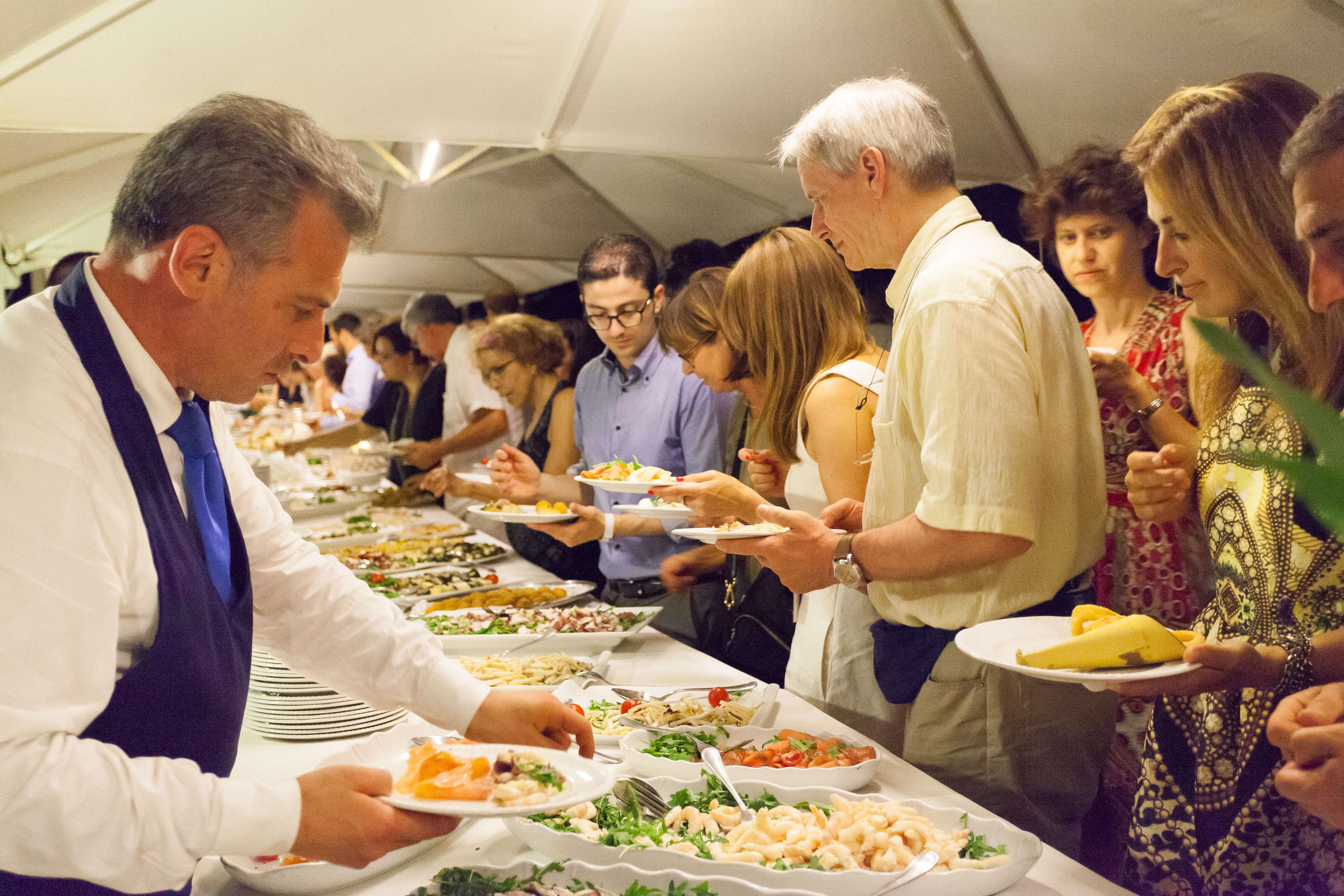 effe erre congressi napoli - catering