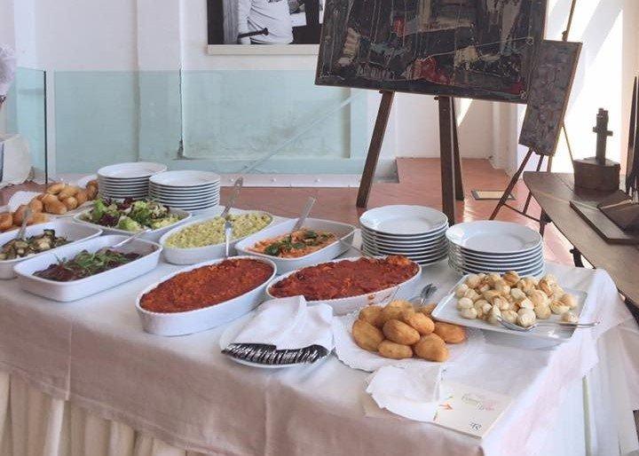 Lunch effe erre congressi catering