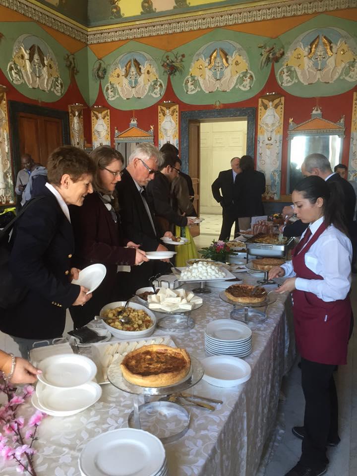catering villa doria