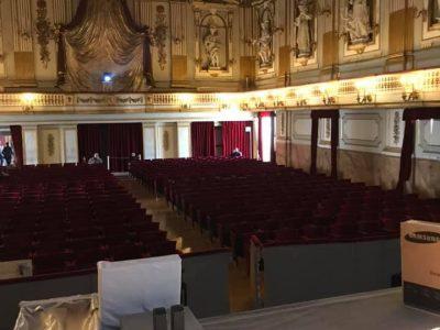Area location Palazzo Reale