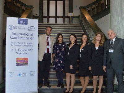 Conferenza Internazionale staff a lavoro