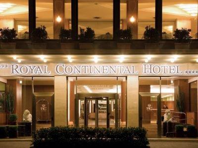 eventi royal continental