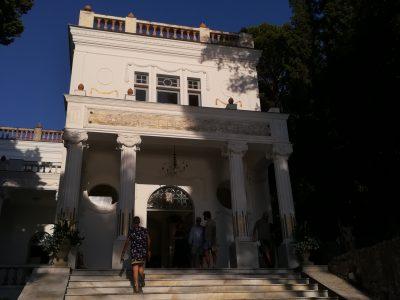 eventi villa lysis