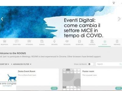 eventi digitali
